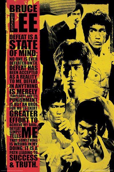 Poster Bruce Lee | Carteles de Cine y Posters