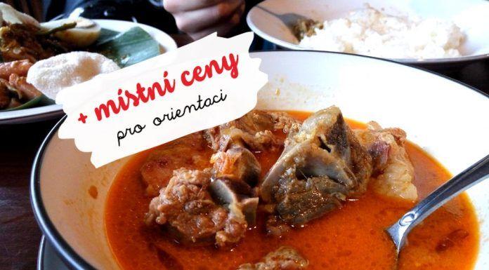 Indonéská kuchyně je rozmanitá jako Indonésie sama. Na každém ostrově a někdy dokonce v každém městě se připravují variace na tradiční jídla a místní speciality. Dalo by říct, že neexistuje recept, který je všude stejný. Je to asi jako s českou svíčkovou, každý ji dělá po svém a každý jí má nejlepší. V Indonésii sice svíčkovou nepřipravují, ale za to tu mají spoustu jídel, která stojí za to ochutnat.