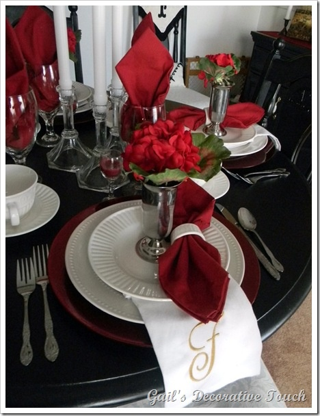 1000 images about black white and red wedding on for Black and white tablescape ideas