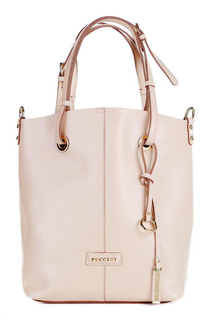 Nude Puccini Bag