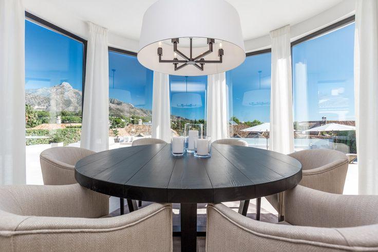Modern Villa for sale in Golf Valley, Nueva Andalucia