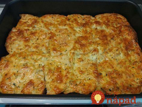 Úplne jednoduché a pritom fantastické. Zabudnite na pripravovanie chlebíku vo vajíčku na panvici, takto pripravíte všetko naraz na jednom plechu, rýchlejšie a ešte chutnejšie!