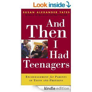 teen parent books