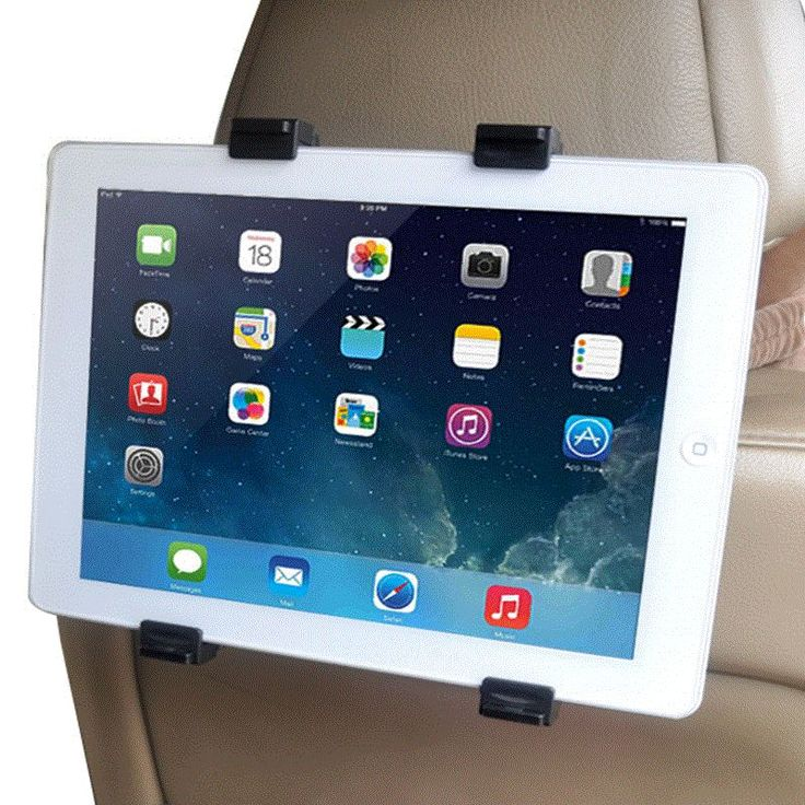 Car Back Seat Headrest Tablet Mount Holder For Ipad 2 3/4 Air 5 Air 6 Ipad Mini 1/2/3 AIR SAMSUNG Tablet PC GPS Holder Stand