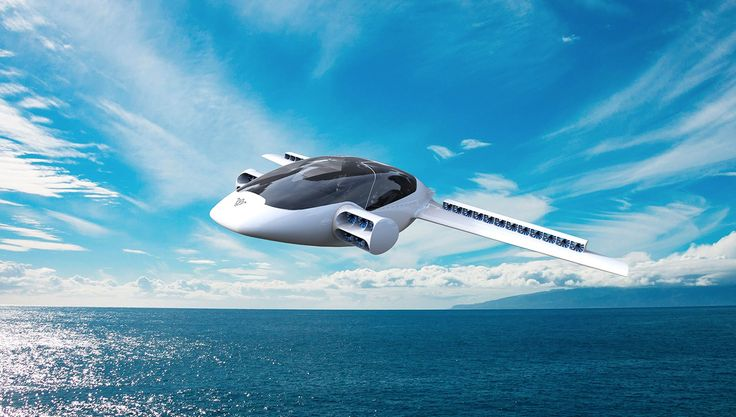 This Electric Jet Is Capable of Vertical Takeoff and Can Be