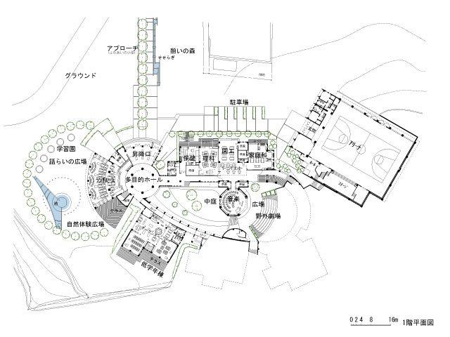 棚倉町立社川小学校。