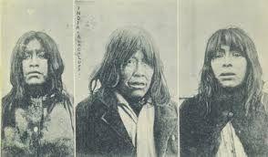 pueblos originarios chilenos: alacalufes