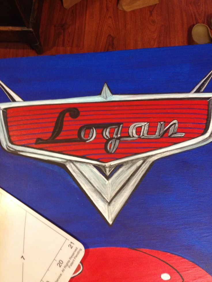 11 best Lightning McQueen wallboard mural for Logan images