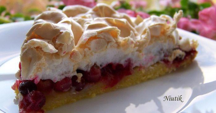 Клюквенный пирог в мультиварке - 2 шикарных рецепта! » Женский Мир