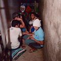 Twelve people found crammed into secret cell hidden behind police station bookcase #philippines #news http://ift.tt/1CijO2m
