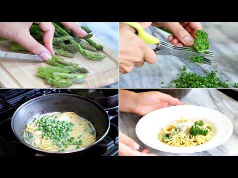 Video | vegetarische éénpans pasta - Beautylab.nl