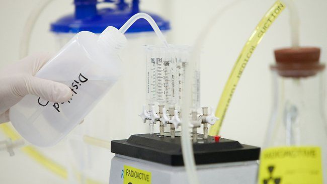AUSTRALIAN scientists have made a discovery that could lead to a simple blood test with the potential to conquer treatment-resistant breast cancer.