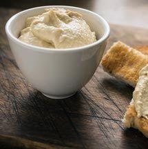 Try Hummus Made With Yogurt for a Figure-Friendly Tahini Alternative