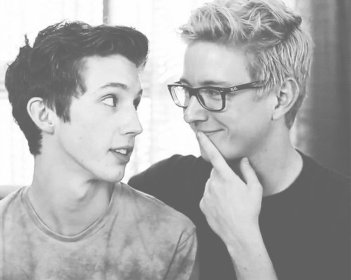 I got: You're Tyler and Troye!! Which YouTube BFFs Are You And Your Friend Most Like?