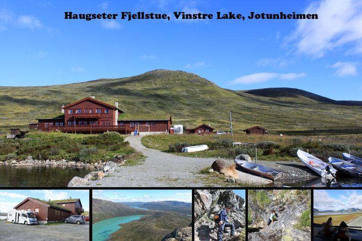 Haugseter Fjellstue, Vinstra Lake, Jotunheim. Norway