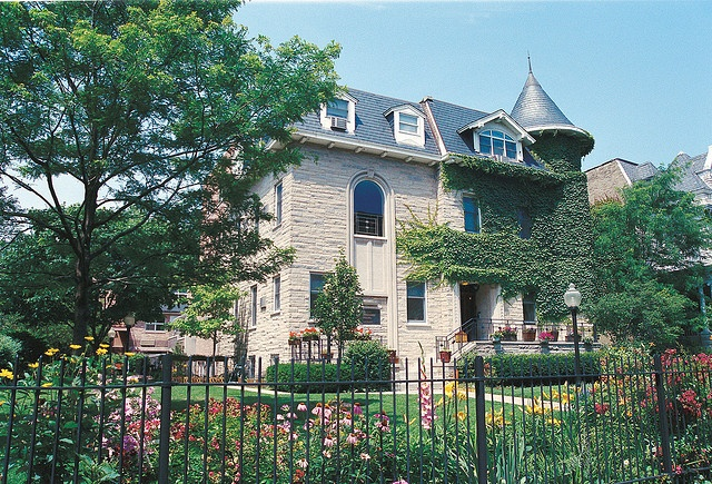Chicago, IL Ronald McDonald House - - the 2nd one in the world!