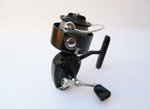 Vintage Garcia Mitchell 300 Fishing Reel  Offered by LaLindaArtStudio  https://www.etsy.com/listing/117785086/garcia-mitchell-300-fishing-reel-classic