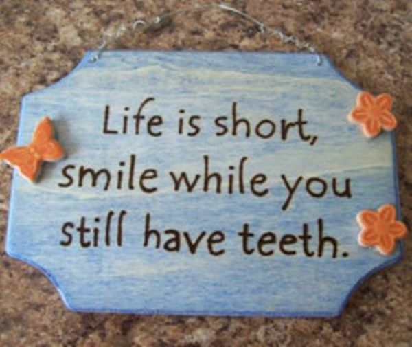 Short Quotes About Nature: LIfe Is Short Smile.. #Quotes #Daily #Famous #Inspiration