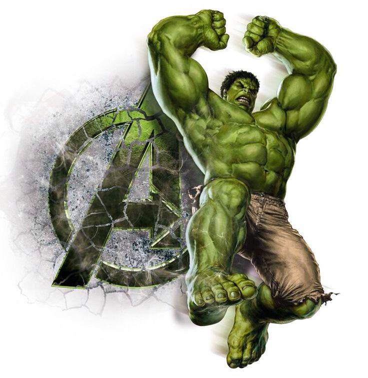 The Avengers - The Incredible Hulk (Marvel Comics)