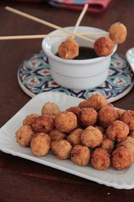Polpettine con salsa teriyaki ~ Ricette di cucina - Le ricette di Verzamonamour.com