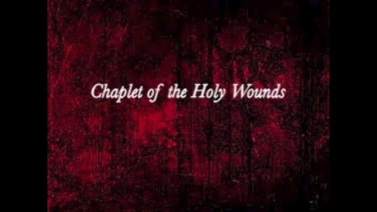 Chaplet of the Holy Wounds