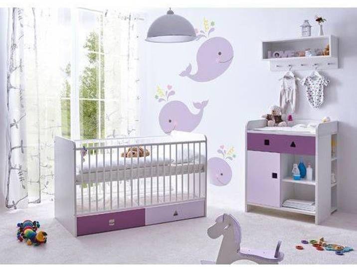 3 Tlg Babyzimmer Set Byrne Baby Kinderzimmermobel Babyzimmer