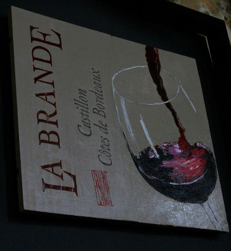 On the Castillon Cotes de Bordeaux