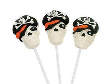 12 mi lollipops de aventura pirata partido / partido favorece /lollipops partido pirata favorece / / pirata partido pirata con temas