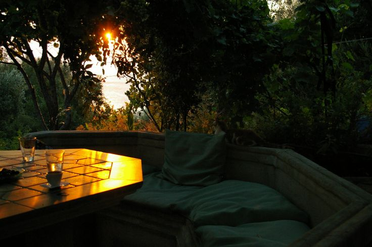 Samothraki sunset 2013