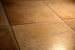 How to Clean Rough Tile Floors