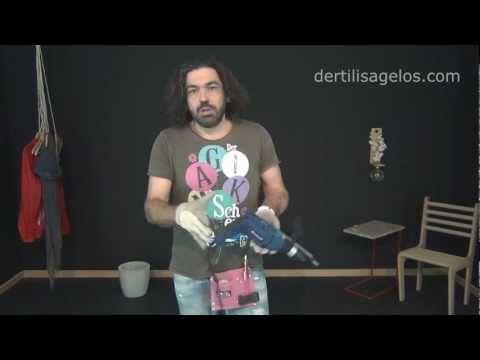 ηλεκτρικά εργαλεία .. κρουστικό δραπανο !!! - YouTube