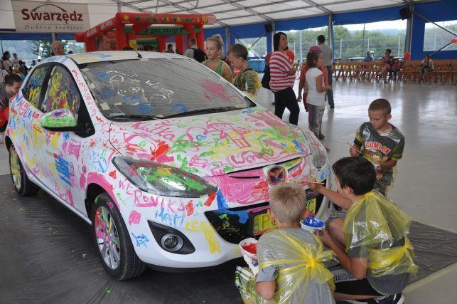Piknik Trzech Pokoleń 2013 - Mazda 2