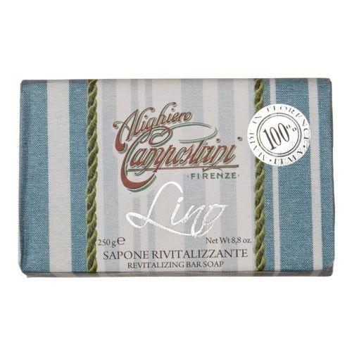 Alighiero Campostrini - Season Collection Bar Soap - Linen (Lino)