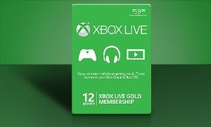 Groupon - 12-Month Xbox Live Gold Card in [missing {{location}} value]. Groupon deal price: $49.99