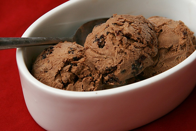 Berry Chocolate Ice Cream: Phenomenal Foods, Berrry Chocolate, Chocolate Ice Cream, Big Ice, Yummy Foods, Berries