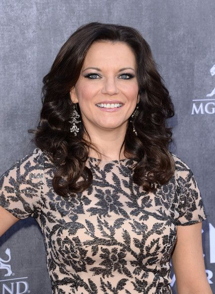 Martina McBride - Arrivals at the Academy of Country Music Awards