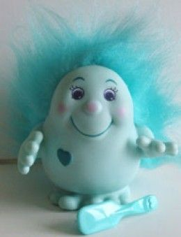 This is a Snugglebumm! Haha I had no idea what they were called but they lit up and I had several!!! Love the 80's!!!