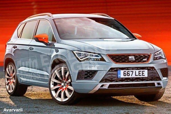 Autobest: news cars every day!: Seat will develop Ateca Cupra