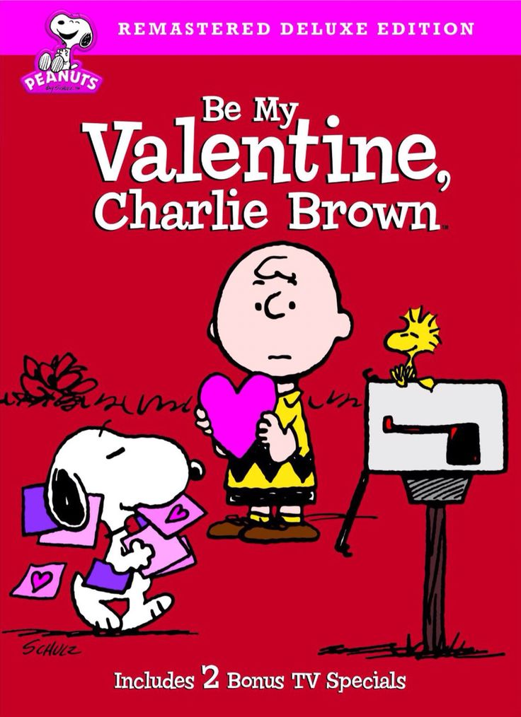 Be My Valentine, Charlie Brown / Itu0027s Your First Kiss, Charlie Brown / You
