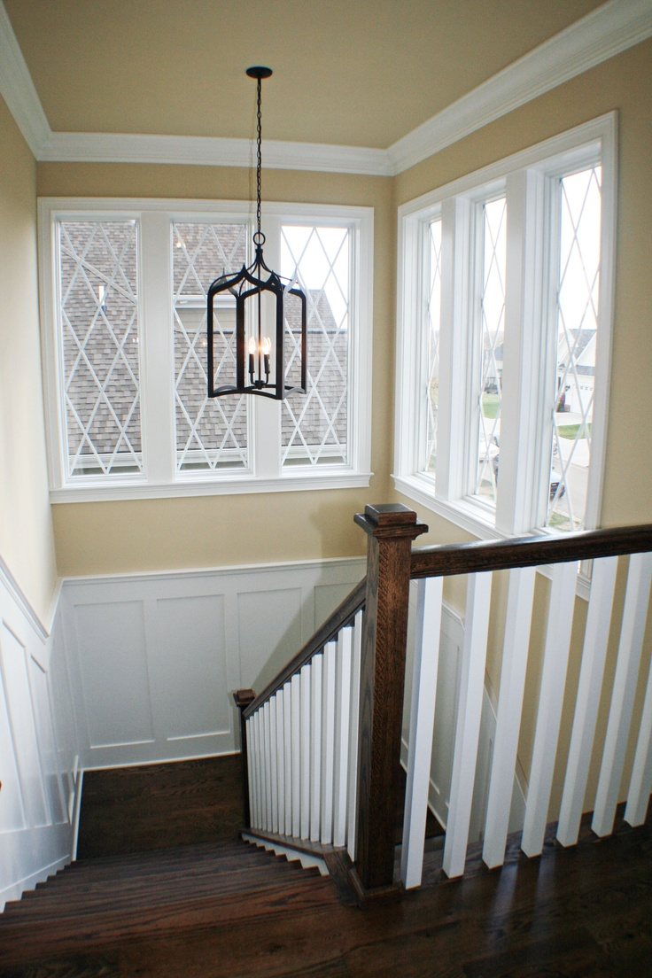 10 Images About Trim Ideas For Stairs On Pinterest