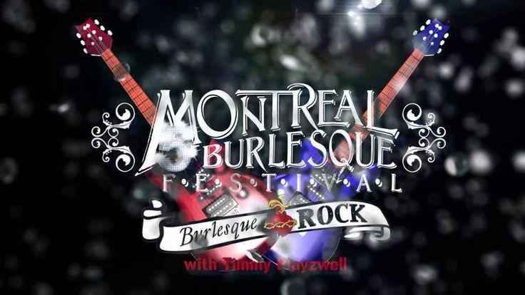 Montreal Burlesque Festival 2013