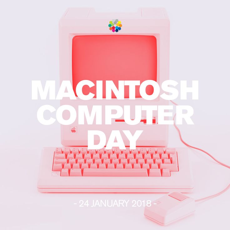 "On this day in 1984, the first Macintosh computer, the precursor of today's Apple computers or ""Macs"", was introduced to the consumer market. #MacintoshDay #MacintoshComputerDay"