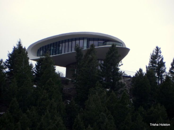 The Sleeper House. It is featured prominently in the 1973 Woody Allen sci-fi comedy Sleeper. Genesee Mountain #Colorado