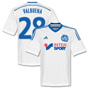 Adidas Olympique Marseille Home Valbuena Shirt 2014 Olympique Marseille Home Valbuena Shirt 2014 2015 (Fan Style Printing) http://www.comparestoreprices.co.uk/football-shirts/adidas-olympique-marseille-home-valbuena-shirt-2014.asp