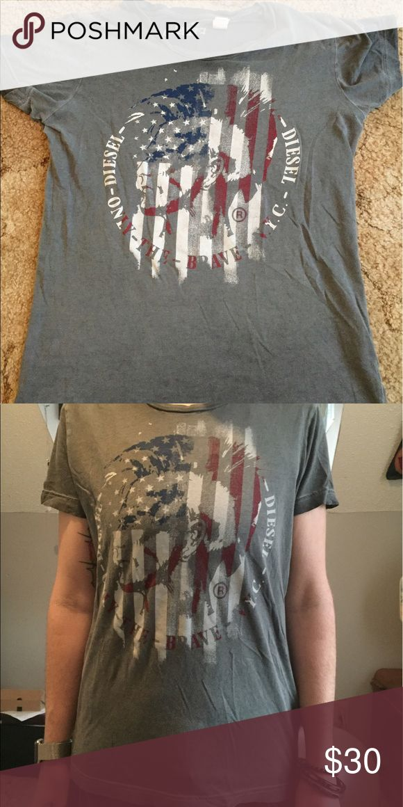 Diesel shirt Diesel t shirt great condition slightly used no stains or tears Diesel Shirts Tees - Short Sleeve
