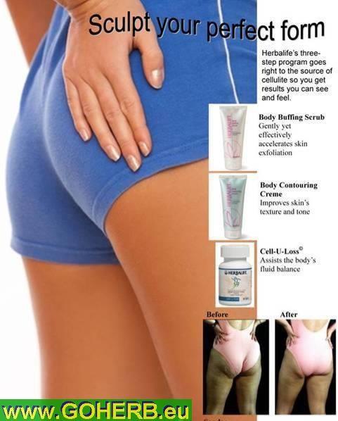 3 steps to eliminate Cellulite!  Order NOW!  Sabrina  INDEPENDENT HERBALIFE DISTRIBUTOR   since 1994   XeeMe: xeeme.com/SasaSieht