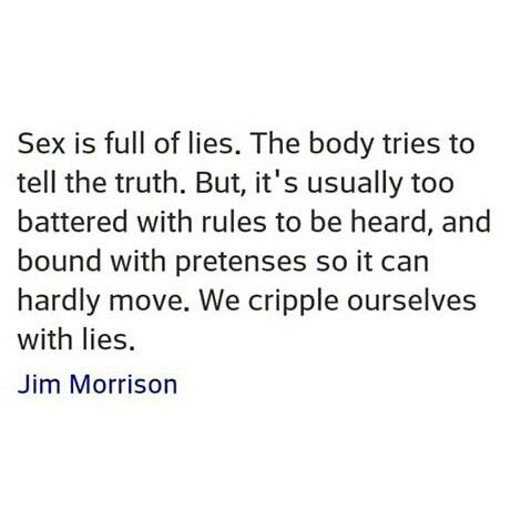 jim morrison poetry quote
