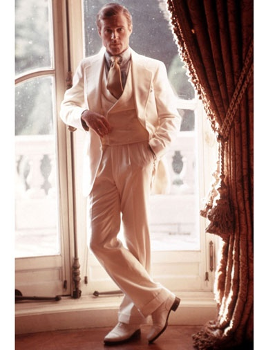 Robert Redford Great Gatsby Robert redford in the great