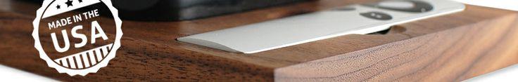 Apple TV Holder | Tinsel & Timber