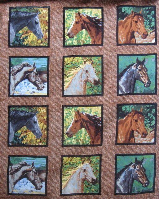 12 best horse quilt fabrics images on Pinterest | Horse quilt ... : horse fabric for quilting - Adamdwight.com